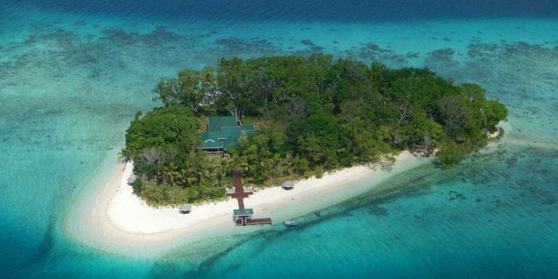 Помечатем? Райский чудо-остров, который зачем-то продаётся