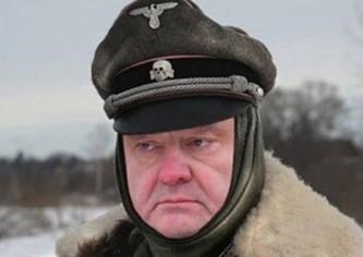 Порошенко пообещал Британии, что Украина усмирит Россию силой