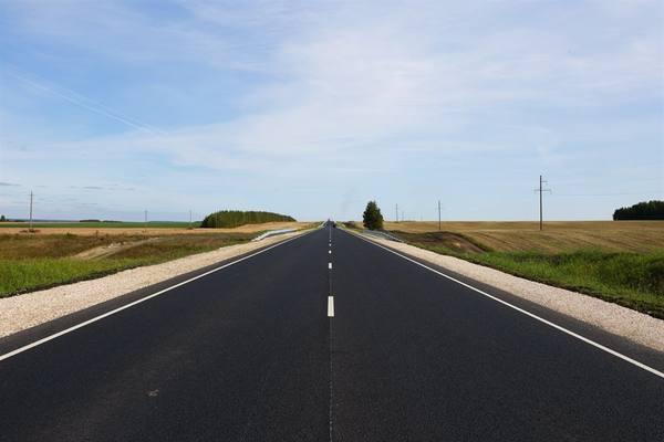 85% федеральных дорог Ульяновской области соответствуют нормативным требованиям