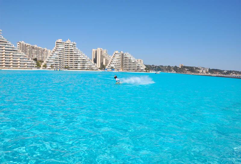 3162 Самый большой бассейн в мире