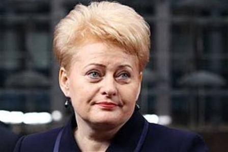 Грибаускайте предрекла Украине долгий путь в ЕС