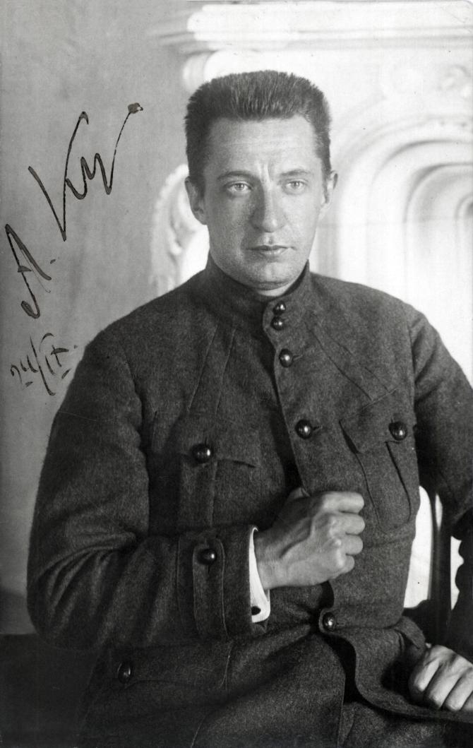 Лица российской истории в цвете