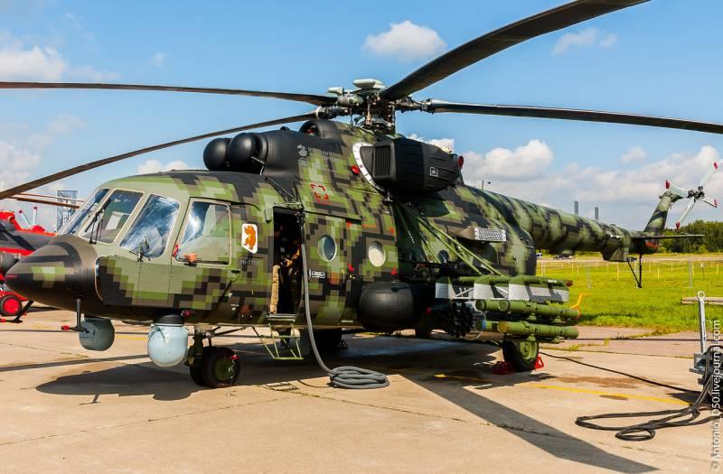 Для ВДВ создадут Вертолетную боевую машину десанта