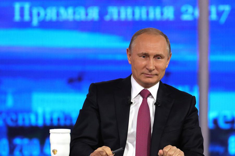 Разворот Путина: США зря считают Россию врагом, союз России и Европы неизбежен