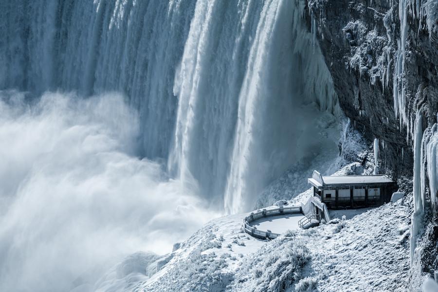 фотографии водопадов