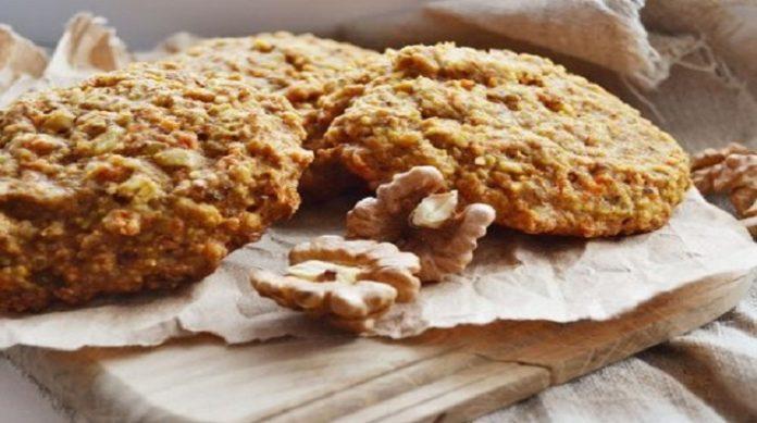 Обалденное овсяное печенье