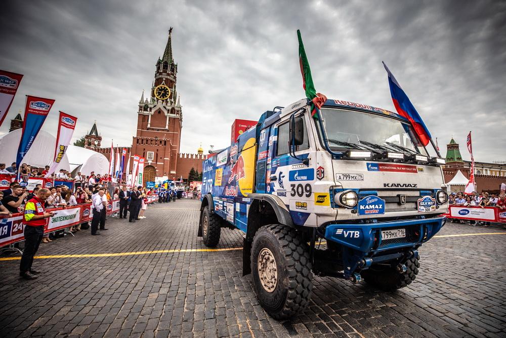 «КАМАЗ-мастер» занял все призовые места «Шелкового пути-2018»