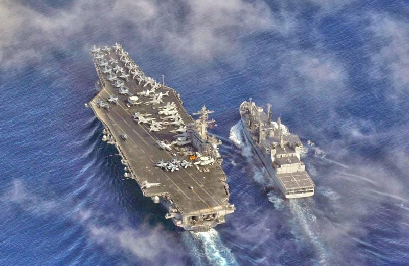 Минобороны утвердило сценарий уничтожения АУГ США