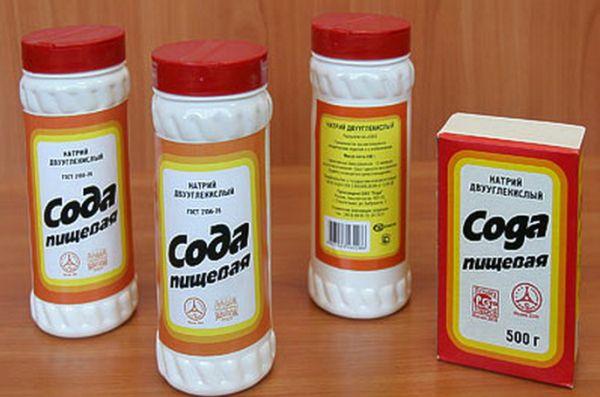 Пищевая сода для здоровья всего организма