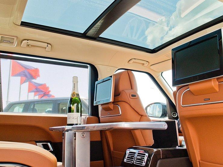 7 опций, которые повысят класс вашего автомобиля