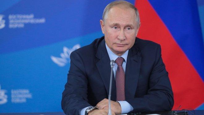В четверг Путин посетит росс…