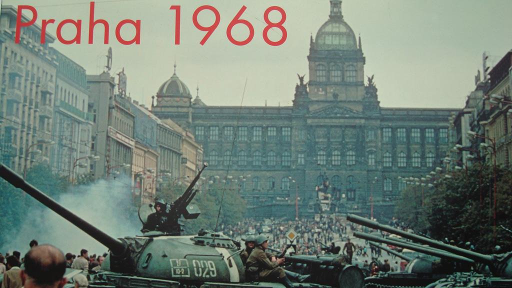 К 50-годовщине событий в ЧССР 1968 года