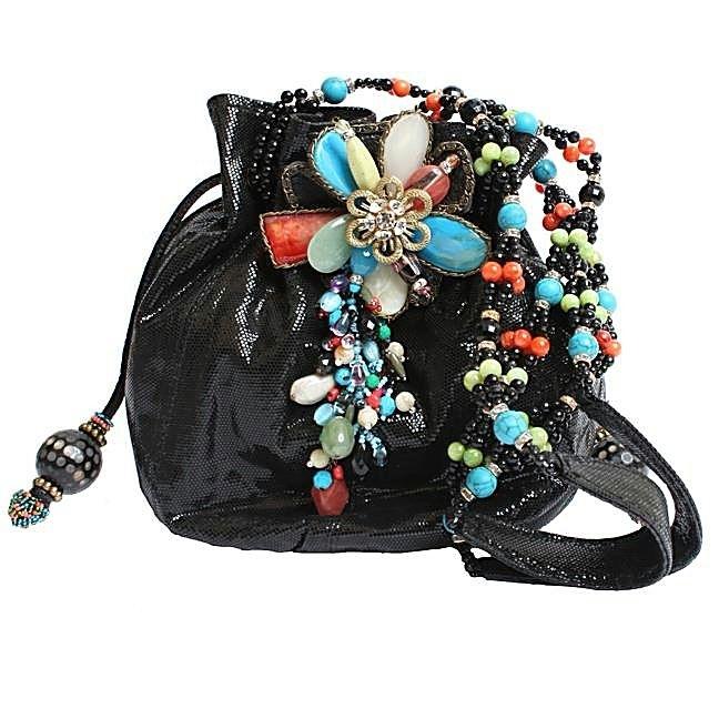 Аксессуар на сумку своими руками 33