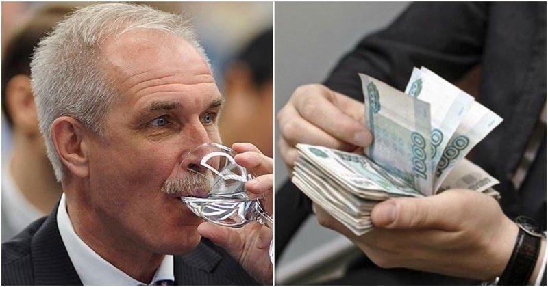Ульяновский губернатор решил сократить зарплату. Интересно, что скажут на эту инициативу его заместители?