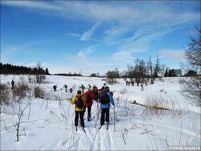 Какие покупать лыжи – гладкие или  лыжи с насечкой