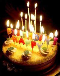 День рождения - традиции и приметы