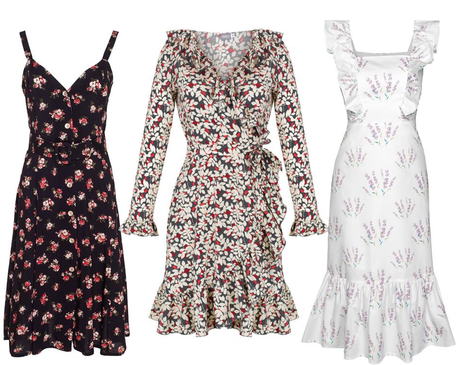 8 моделей летних платьев от российских дизайнеров