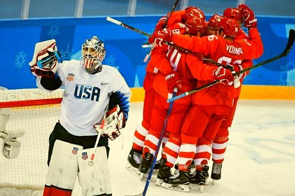 Иностранцы о разгромной хоккейной победе России над США: «битва Сверхдержав, и неудержимые русские!»