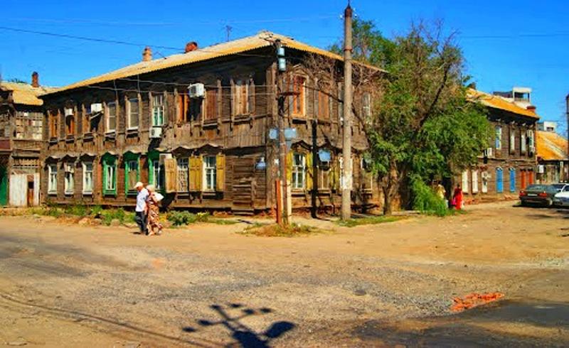 """Астраханский трэш от ютуб-канала """"Свободные Люди"""".А ведь трущобы гетто в Астрахани существуют..."""