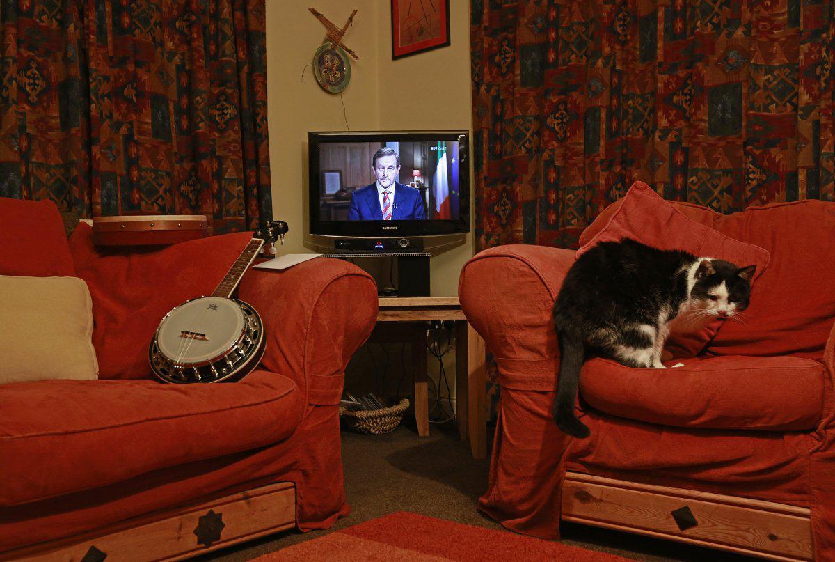 Россияне перестали смотреть телевизор.
