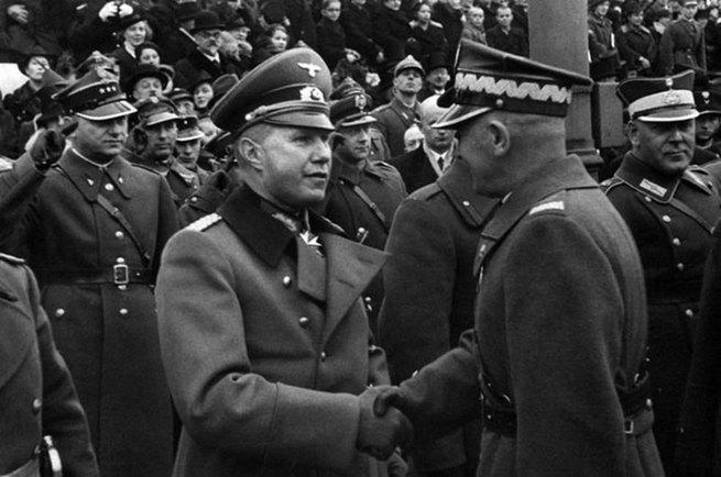 Берлин и Варшава не смогли поделить СССР