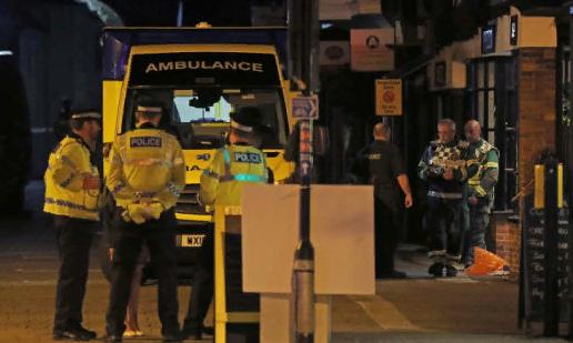 СМИ: Британская полиция пред…