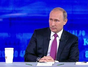 """СМИ: жесткие вопросы """"прямой линии"""" заранее были согласованы с Кремлем"""