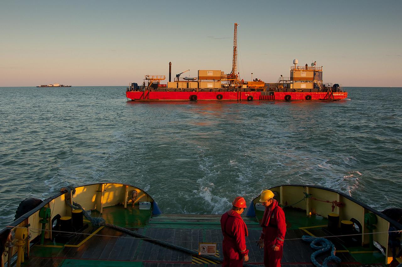 Что получит Россия при разделе Каспийского моря