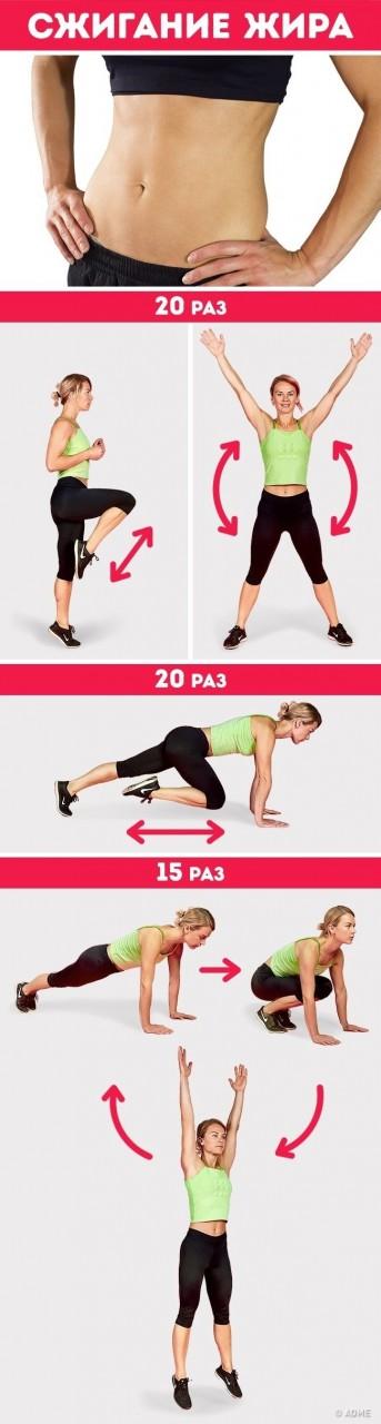 Как в спортзале сбросить вес эффективно