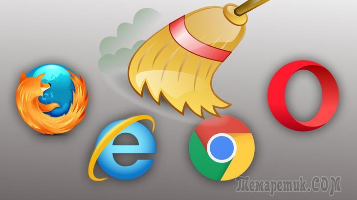 Полезная статья - что такое «кэш» и как его очистить во всех браузерах