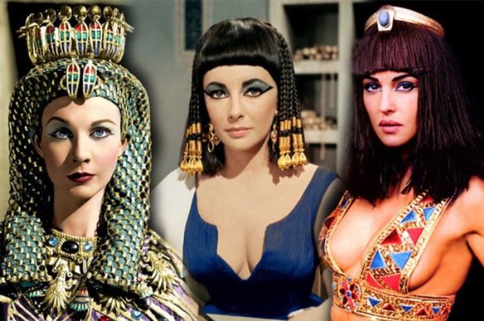 Клеопатра в жизни и в кино: как на самом деле выглядела царица Египта