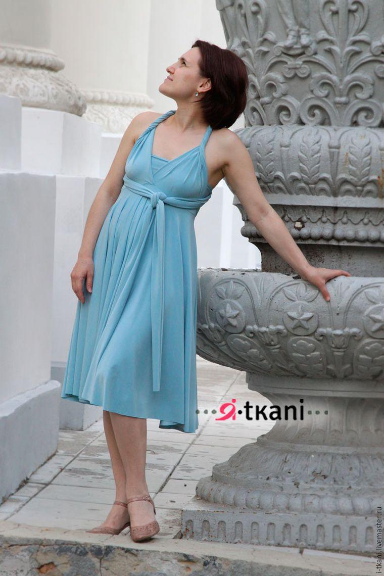 Как сшить платье-трансформер самим