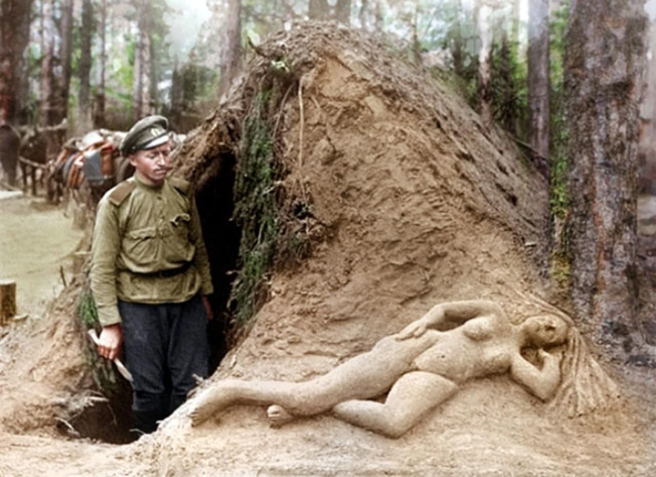 Казаки времен Первой мировой войны в фото