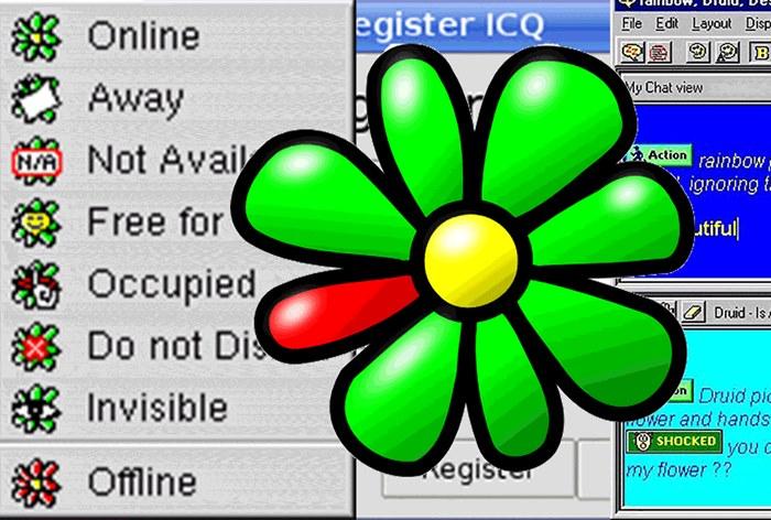 Картинки по запросу ICQ