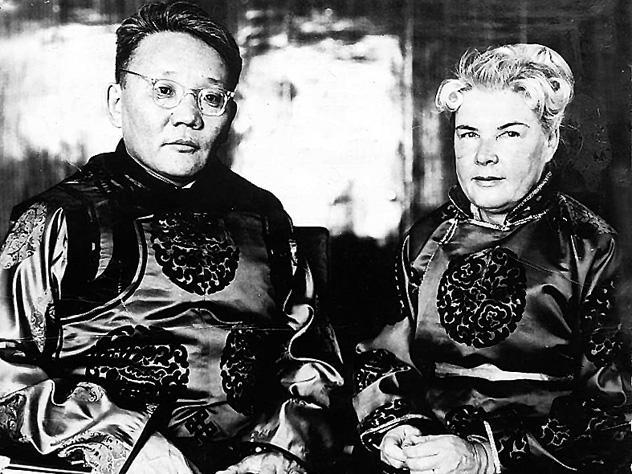 Анастасия Филатова: как девушка из Рязани «правила» Монголией