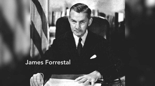 История о том, как министр обороны США Джеймс Форрестол боялся русских