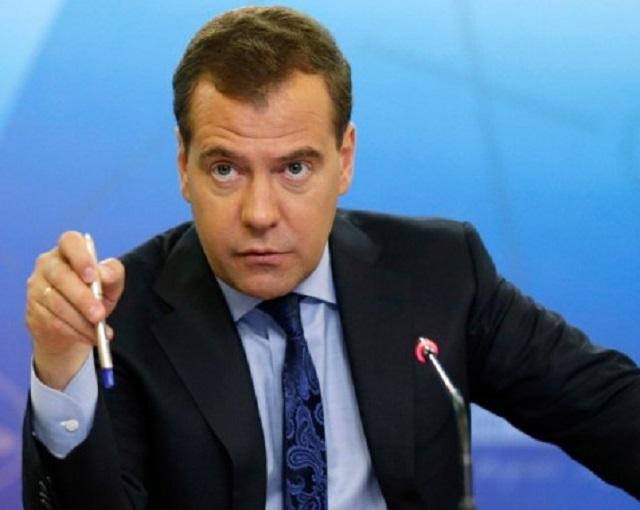 Медведев сделал заявление по…