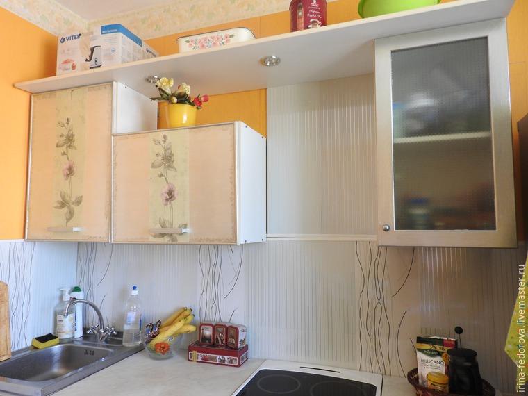 Для творческих и экономных: как обновить старую кухню