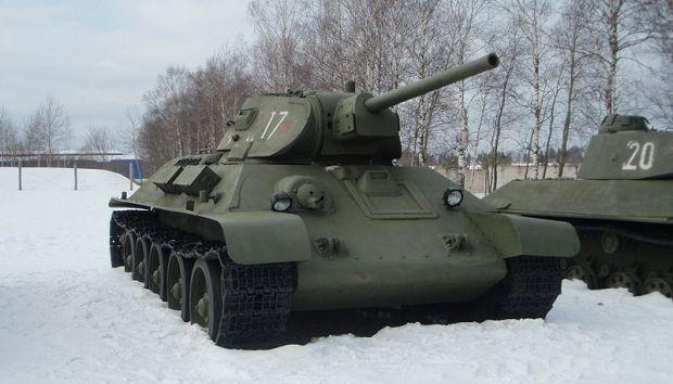 Гениальный дизель: от Т-34 до Т-90(4 фото)