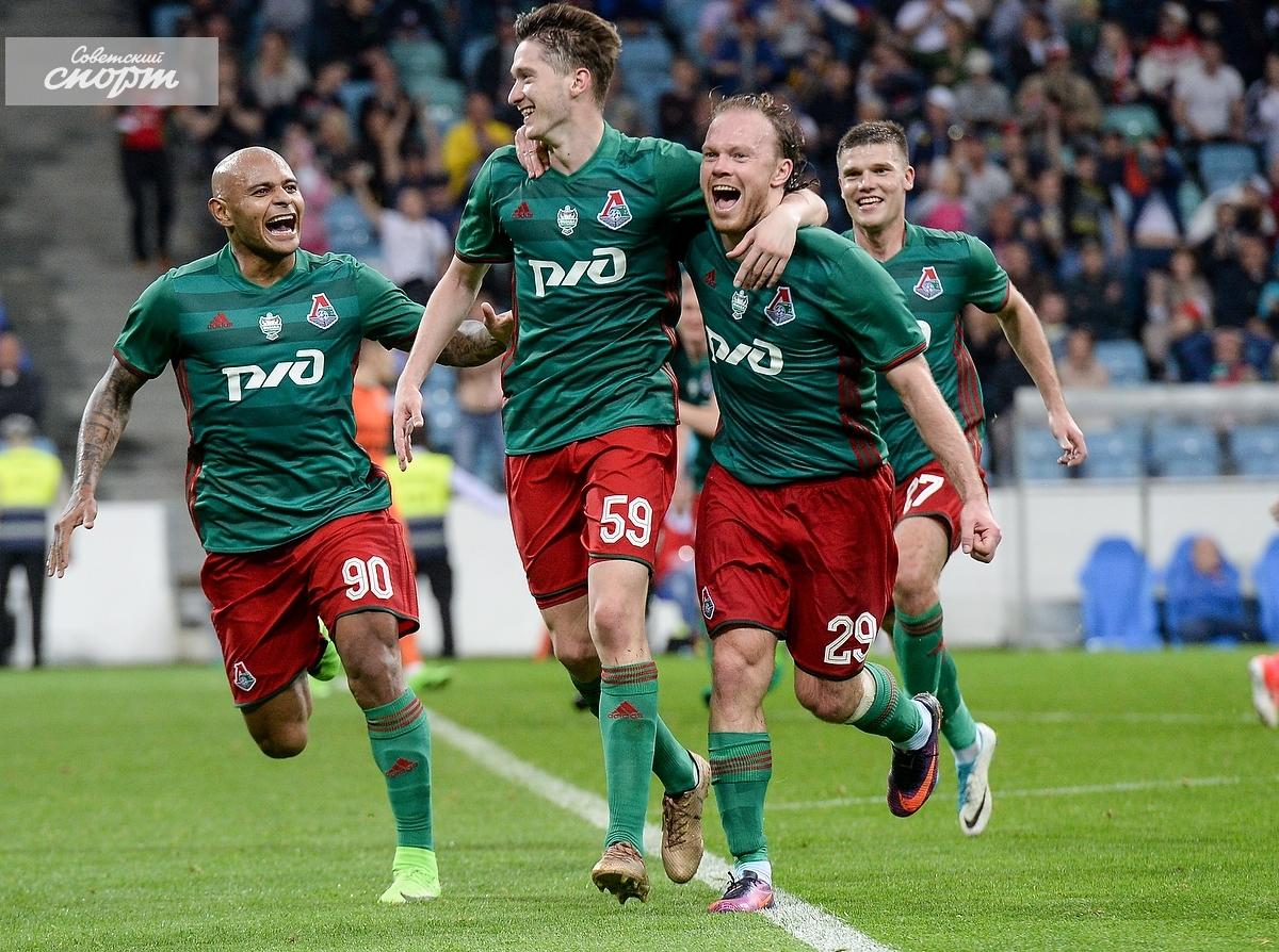 Игорь Черевченко: В новом сезоне «Локо» поборется за золото