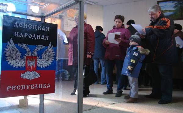 Выборы в ДНР и ЛНР отложили на неопределенный срок