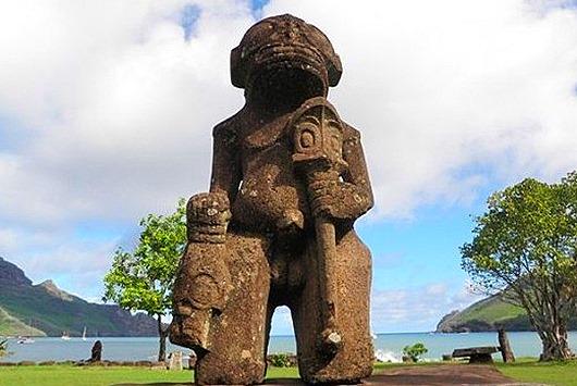 Нерезгаданные тайны Тихого океана