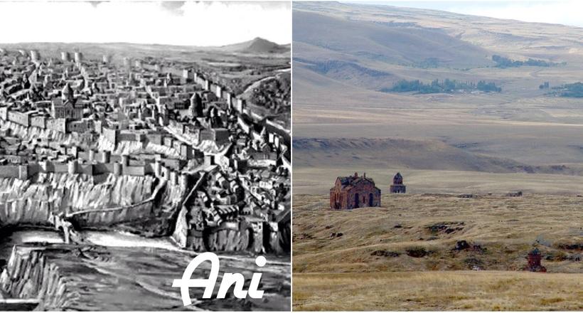 8 древних армянских городов на территории Турции: что с ними стало