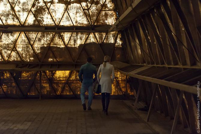 Как выглядит одно из самых странных подмосковных сооружений