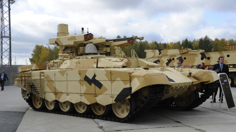 Российский «Терминатор» может превзойти самое смертоносное оружие США