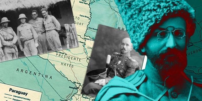 Как русские немцев в Парагвае разгромили