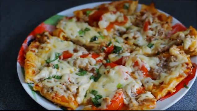 Пицца для тех, кто на диете: даже вкуснее классической!