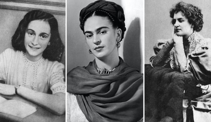 Известные женщины, которые вели дневники