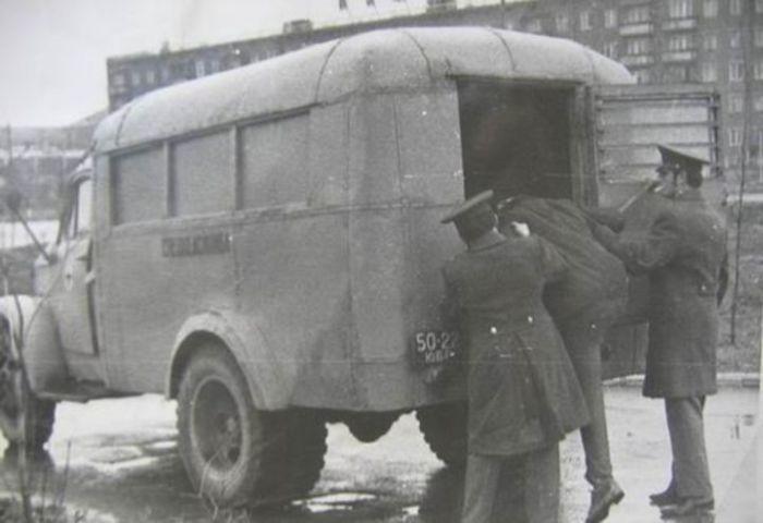 Вытрезвители СССР