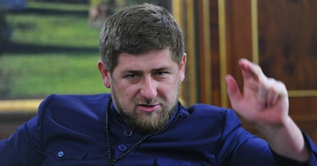 Кадыров прокомментировал соо…